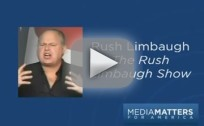Rush Limbaugh: The Left Has Won