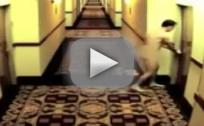 Naked Guy Locked Out of Hotel Room