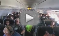 Harlem Shake - In-Flight Edition!