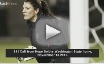 Hope Solo 911 Call