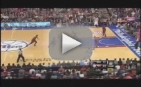 Jrue Holiday Dunks on LeBron