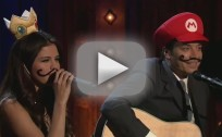 "Selena Gomez and Jimmy Fallon - ""Mario Kart Love Song"""