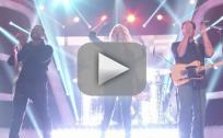 Adam Levine, Blake Shelton, Usher & Shakira - Come Together (The Voice Premiere)