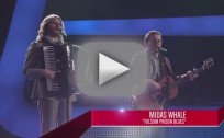 Midas Whale - The Voice Blind Audition