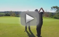 Phil Mickelson Flop Shot