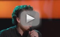 Garrett Gardner - The Voice Blind Audition
