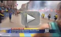 Boston Marathon Blast