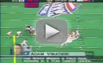Super Bowl XXXVI - Adam Vinatieri Game-Winning FG (Patriots vs. Rams)