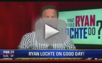 Philadelphia News Anchors LOSE IT After Ryan Lochte Interview: Watch Now!!