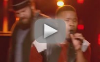 Orlando Dixon vs. Ryan Innes - The Voice Battle Round