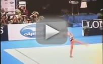 Amazing Gymnastics Routine