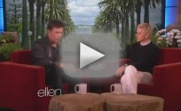 Harry Connick Jr. Serenades Ellen, Addresses American Idol Judging Rumors