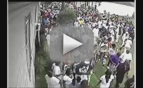 New Orleans Mother's Day Parade Shooting Video