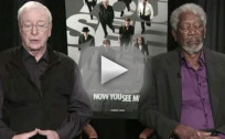 Morgan Freeman Falls Asleep in TV Interview