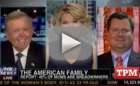Megyn Kelly Slams Erick Erickson and Lou Dobbs