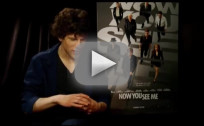 Jesse Eisenberg Movie Interview