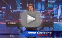 Anna Christine America's Got Talent Audition