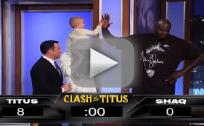 Shaq Loses to 2-Year Old