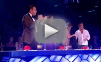 Simon Cowell Gets Egged