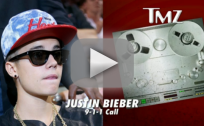 Photographer Calls 911 on Bieber Bodyguards