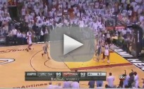 Ray Allen 3-Pointer Ties NBA Finals