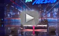 Aaralyn O'Neil on America's Got Talent