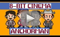 Anchorman 8-bit