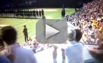 Andy Murray Forgets to Hug Mom During Wimbledon Celebration