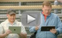 Windows Ad Mocks iPad