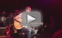 Chord Overstreet Plays Song for Cory Monteith