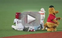 South Korean Mascot Dance-Off