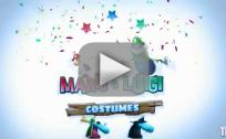 Rayman Legends Wii U Exclusive Costumes Trailer
