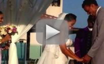 Matt Barnes-Gloria Govan Wedding