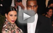 Kimye Wedding Report: Lavish Ceremony to Come?