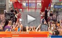 One Direction Today Show Performance