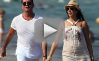Simon Cowell and Lauren Silverman Go Public