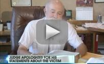 Montana Judge Apologizes for Rape Comments