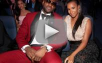 LeBron James: Cheating with Carmen Ortega?