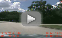 George Zimmerman Police Dashcam Video