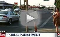 Mom Shames Twerking Daughter in Public