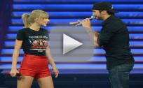 "Taylor Swift and Luke Bryan - ""I Don't Want This Night to End"""
