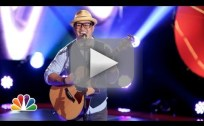 Barry Black - What You Won't Do for Love (The Voice Blind Audition)