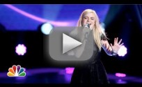 Holly Henry - The Scientist (The Voice Blind Audition)