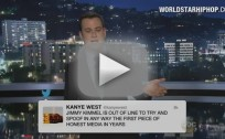 Jimmy Kimmel Reacts to Kanye West