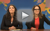 Tina Fey SNL Clip - Passing the Baton