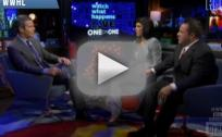 Teresa Giudice and Joe Giudice on Watch What Happens Live