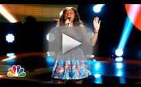 Timyra-Joi - Girl on Fire (The Voice Blind Audition)