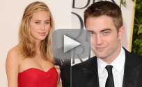 Dylan Penn is Dating Robert Pattinson