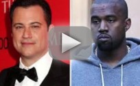 Kanye West, Jimmy Kimmel Feud on Twitter