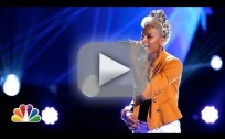 Ashley DuBose - Diamonds (The Voice Blind Audition)